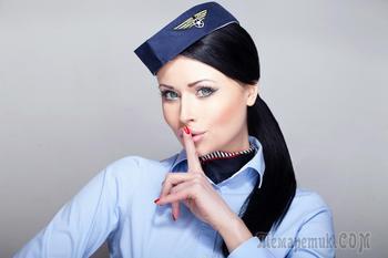 Секреты от стюардесс, о которых не догадываются пассажиры
