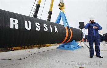 Газопровод в обход Украины: «Газпром» подписал все контракты для строительства «Северного потока-2»