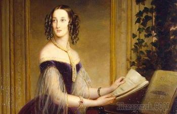 На что пошла строптивая дочь Николая I ради собственного счастья: Мария Романова