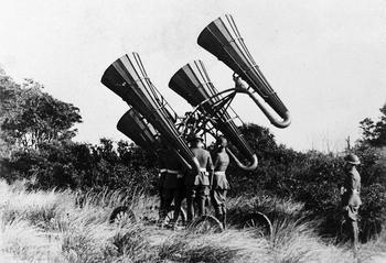 Оружие Первой мировой войны