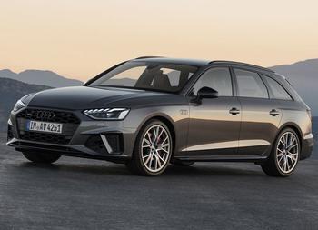 Audi A4 Avant 2021: разнопрофильный универсал на каждый день