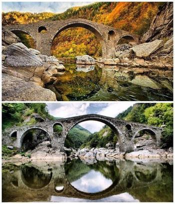 10 удивительных арочных мостов планеты, на которых хочется постоять и подумать о вечном