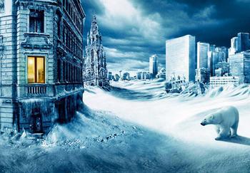 Найдены доказательства приближения нового ледникового периода