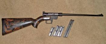 Самозарядная винтовка ArmaLite AR-7 Explorer (США)