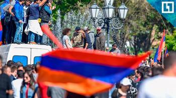 Армяне встретили отставку Саргсяна ликованием