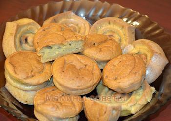 Кукурузные кексы - вкусная и полезная безглютеновая выпечка
