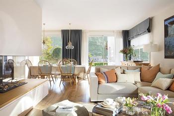 Уютный дом для встречи старости в Испании