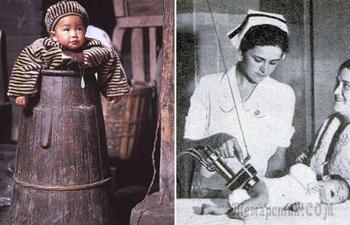 Странные изобретения по уходу за детьми ХХ века