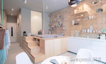 Экономичная и в тренде: 25 идей из фанеры для квартиры и дачи