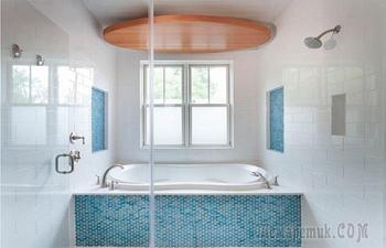 20 восхитительных идей оформления ванной комнаты