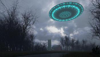 """Тайны """"летающих тарелок"""": случаи наблюдения за НЛО, которые так и не удалось объяснить"""