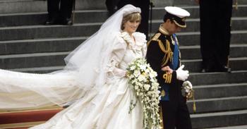 Принцесса Диана ввела в королевской семье опасную свадебную традицию