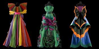Я легенда: платье «Девять юбок» от Роберто Капуччи