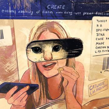 Мемные котики от Catwheezie