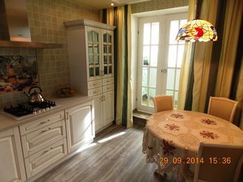 """Кухня в стиле """"Прованс"""": изюминка нашей кухни в том, что все в ней дышит теплом и уютом"""