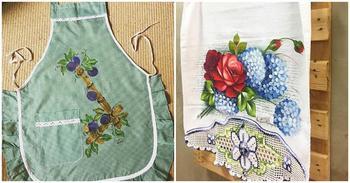 Уроки росписи ткани вручную