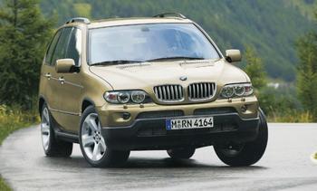 Пять вещей, за которые любят и ненавидят BMW X5 E53