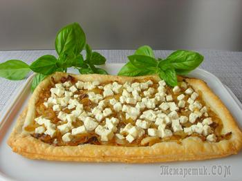 Луковый пирог без заморочек ✔ Рецепта проще не найти!