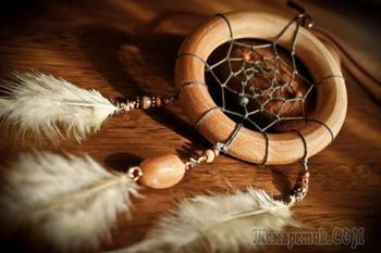 Ловец снов своими руками - пошаговый мастер-класс и красивые фото идеи