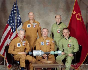 Малоизвестные истории времен космической гонки между СССР и США