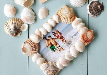 Поделки из ракушек — фото лучших идей как сделать красивые украшения своими руками