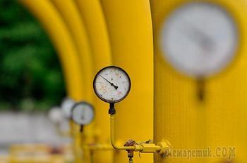 На Украине произошла разгерметизация транзитного газопровода в Европу