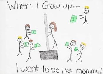 Ты всё неправильно понял! 14 самых невинных детских рисунков, которые ввели родителей в заблуждение… :)