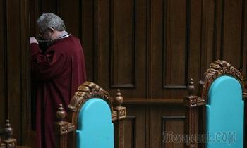 «Никакой катастрофы нет»: на Украине объяснили ненужность Конституционного суда