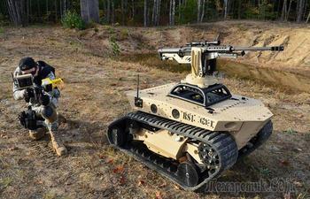 Футуристическое оружие, которое уже появились на реальных полях сражений