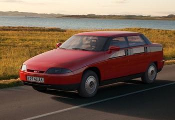 5 уникальных советских авто, которые, к несчастью, так и не вышли в серию