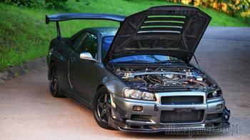 От идеального – к идеальному: тюнинг Nissan Skyline ER34 GTT