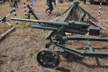 Рассказы об оружии, «элефантино», или Cannone da 47/32 Mod. 35
