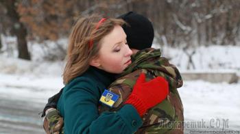 Автор гимна Майдана Анастасия Дмитрук смылась из Украины в тихую Чехию