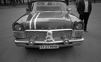 Советская Москва конца 1980-х