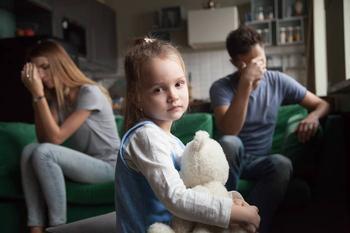 Как правильно воспитывать ребенка в разведенной семье