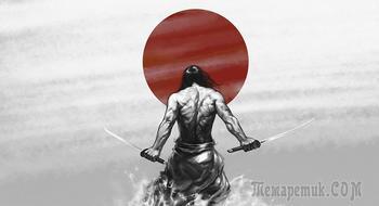 Виды самурайского оружия