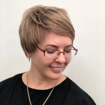15 модных примеров окрашивания волос осени 2020 для женщин старше 50 лет