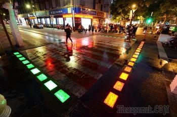 Современные разработки, которые делают дорожное движение безопасным и продвинутым