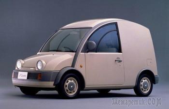 5 автомобилей с отпугивающим дизайном, но выпускались они массово
