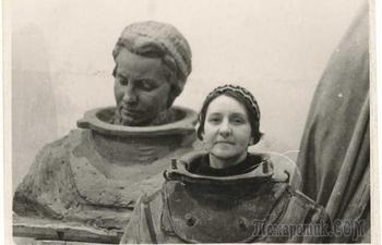 Кабель жизни, или Подвиг, который совершили женщины-водолазы во время блокады Ленинграда