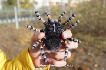 Милые войлочные зверушки от Анны Ястрежембовской