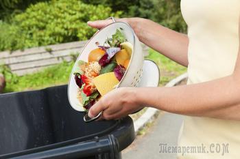 Полезные пищевые отходы, которые не нужно торопиться выбрасывать