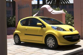 Выбор Peugeot 107 с пробегом