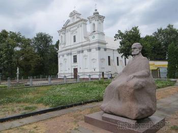 Дорогами Волыни. Часть 5. Коростышев - каменное сердце Украины
