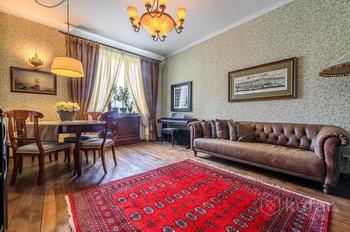 Топ-3 квартир минчан в классическом стиле, которые и вам понравятся