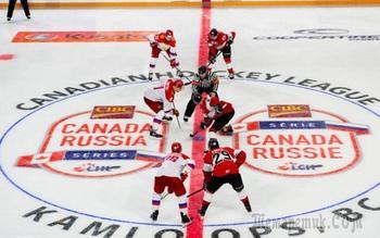 Хоккей в Канаде: российские юниоры превзошли молодежь
