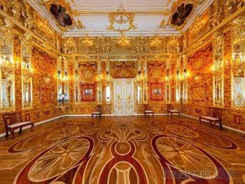 10 предполагаемых мест, где может находиться сегодня легендарная Янтарная комната