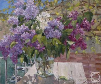 Азат Галимов. Цветение