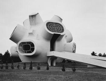 Потрясающие образцы брутальной архитектуры
