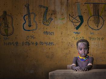 15 настоящих портретов, сделанных в путешествиях. Фотограф Мохаммед Аль Сулайли
